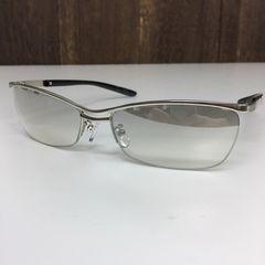 新品 サングラス Vシネ系 UV オラオラ系 伊達メガネ 眼鏡 メンズ