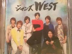 激安!超レア!☆ジャニーズWEST/ええじゃないか☆初回盤/CD+DVD