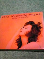 送料無料アルバム松田聖子 1992 Nouvelle Vague