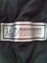サントリー マグナムドライ 限定 MA-1 エムエーワン ジャンパー ジャケット ブラック LLサイズ