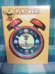 パックマン☆目覚まし時計☆30周年☆新品☆未使用☆ツインベル