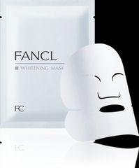 new☆FANCL(ファンケル)ホワイトニングマスクb(シート状マスク)限定パケ3枚オマケ付き♪