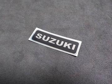 GT380 キャリパー用 SUZUKI ロゴ ステッカー 新品