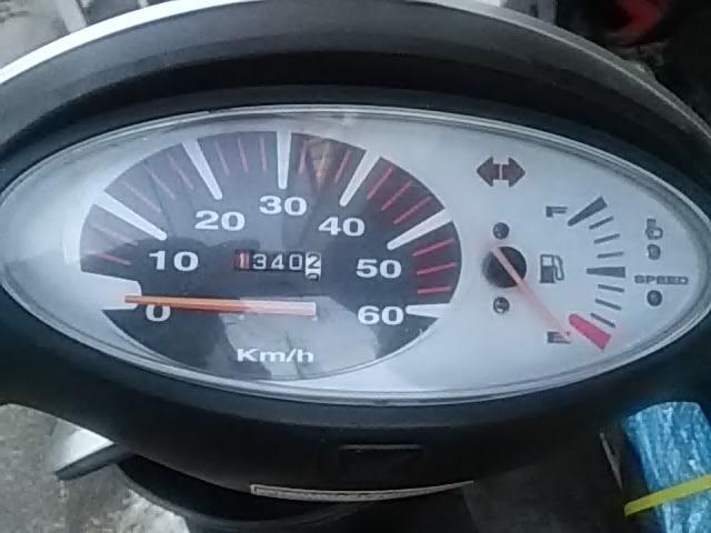 [AO9]ホンダ4ストローク ディオ Dio タイヤ シート ウエイトローラ等新品交換済み < 自動車/バイク