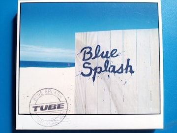 TUBE 初回盤 BLUE  SPEC  CD Blue Splash
