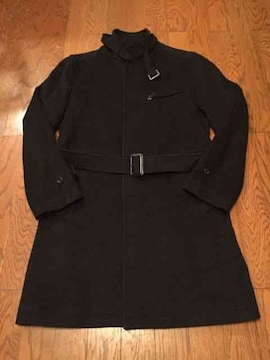 abx ロングコート ウール カシミヤ コート ジャケット