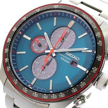 セイコー  腕時計 メンズ SSC717P1 ソーラー クオーツ