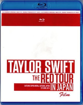 Taylor Swift 2014 埼玉ライブ!テイラースウィフト(Blu-Ray)