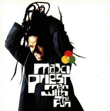 maxi priest man with the fun reggae 大人気 名盤