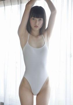 ■高橋ひかる■ハイレグ水着 スレンダー 生写真(即決)6