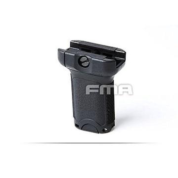 フォアグリップ 黒 バッテリー 収納 エアガン