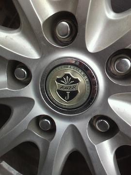 5穴・JOKER・17インチ・215/50R17・4本タイヤアルミセット>トヨタアイシス・マツダビアンテ