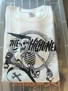 THE HiGHLiNERS Tシャツサイコビリーロカビリークリームソーダハイライナーズキングカート