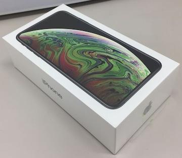 docomo iPhoneXs Max 512GB スペースグレイ MT6X2J/A