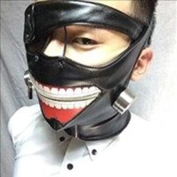 ★東京喰種★ マスク 眼帯 セット トーキョーグール 金木