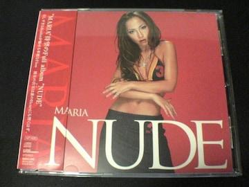 マリアMARIA CD NUDE-真実-赤