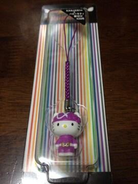 関ジャニ∞×セブン☆キティ根付け村上信五ナス紫
