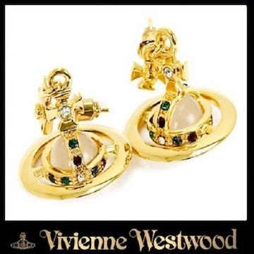 Vivienne Westwood ヴィヴィアン ピアス C01