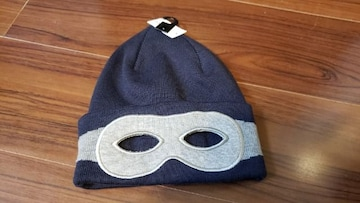 ★新品タグ付★H&M★ニット帽★サイズ110/130★