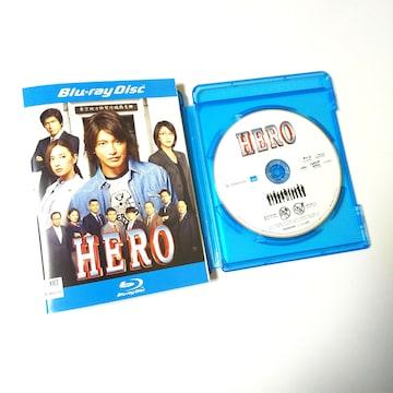 Blu-ray★HERO 劇場版(2015)★木村拓哉 無限の住人-杉咲花 福士