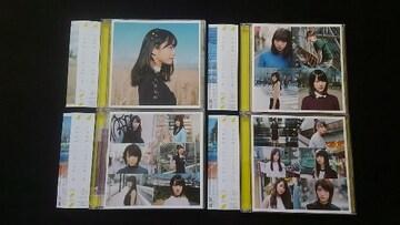 乃木坂46 ハルジオンが咲く頃 TYPE-A+B+C+D DVD 生写真