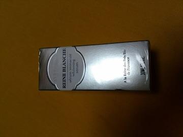ロクシタン 美容液 新品 REINE BLANCHE ホワイトニングセラム