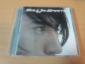 SoulJa CD「Spirits」ソルジャ 青山テルマ●