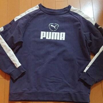 送料込み!PUMA*トレーナー/150