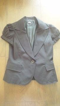 JEWEL GLOW★新品同然★半袖ジャケット