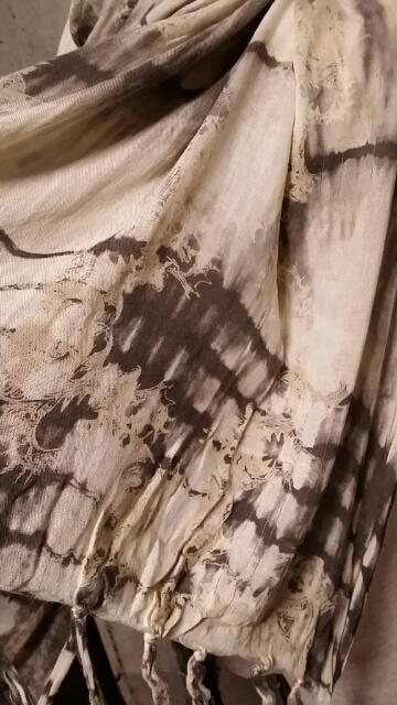 新品KMRIIケムリ Magnolia Tiger Stole マグノリアタイガーストール < ブランドの