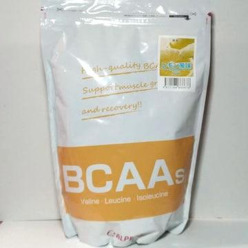アルプロン BCAA 1kg レモン風味 アミノ酸 送料込み