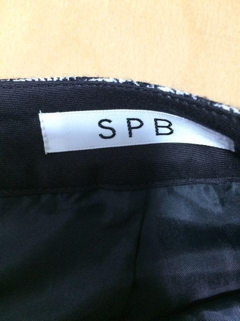 SPB!Sサイズグレンチェックハーフパンツ < 女性ファッションの