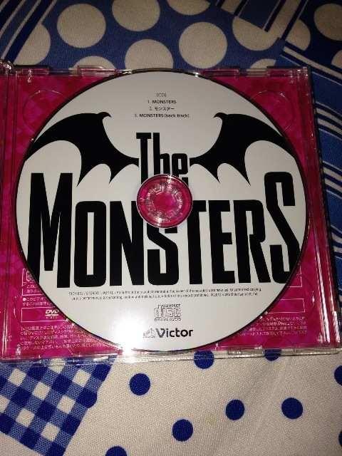 『MONSTERS』 初回限定盤A 香取慎吾 山下智久 < タレントグッズの