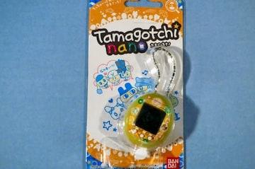 ●新品●Tamagotchi nano たまごっち ナノ パッションフルーツ★