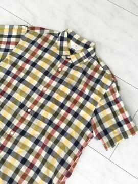 Soe Shirts 半袖シャツ チェックシャツ ソーイシャツ