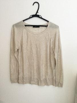ZARA 薄手セーター ニット サイズS ザラ
