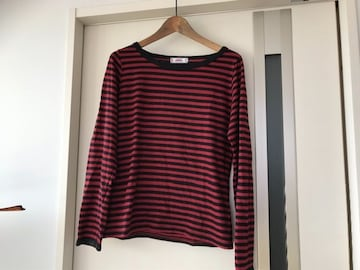 saburoku ボーダーTシャツ