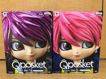 X JAPAN Q posketーhideーvol.4 全2種セット