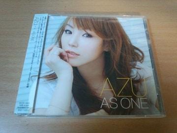 AZU CD「AS ONE」SEAMO●