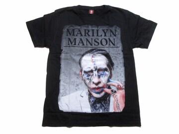 マリリン・マンソン MARILYN MANSON  バンドTシャツ  439 S