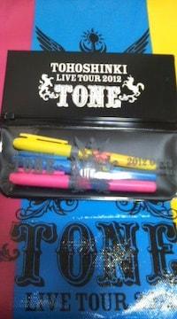 東方神起Live tour 2012〜TONE〜 蛍光ペン 京セラ 4月23日