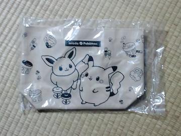 ポケットモンスター(ポケモン)☆ミニトートバッグ ミスド福袋