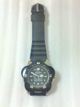 マリークワント 腕時計 難あり