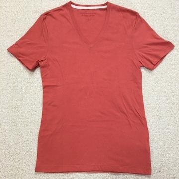【送料無料】バナナリパブリック メンズ 半袖VネックTシャツ S