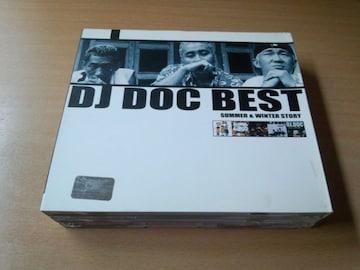 CD「DJ DOC BEST」3枚組韓国K-POP (DJ OZMAの原曲収録)●