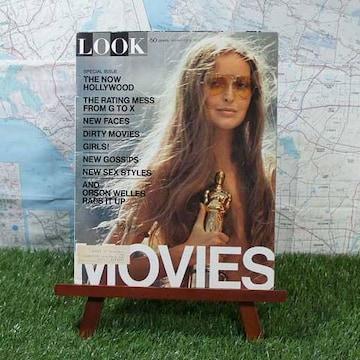 激レア【輸入雑誌】Look/ルック Movies -1970.11.3-