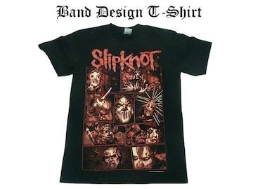 SlipknotスリップノットバンドデザインT-シャツ#38【XL】