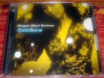 Reggae Disco Rockers - Rainbow 美品 名盤 CD