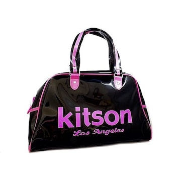 【キットソン★KITSON 】ボストンバッグ(新品)