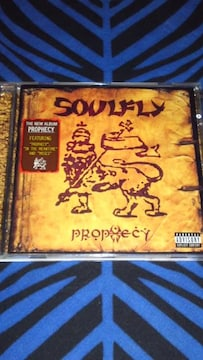 Soulfly/Prophecy ソウルフライ